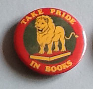 Picture of badge with lion